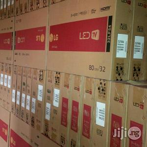 Brand New Original LG Led Tv 32 Inches With 2 Years Warranty Sign   TV & DVD Equipment for sale in Lagos State, Ojo