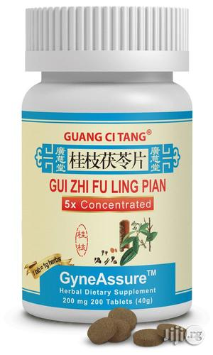 Gyneassure For Shrinking Fibroids And Relieving Heavy Menstrual Flows | Vitamins & Supplements for sale in Lagos State, Lekki