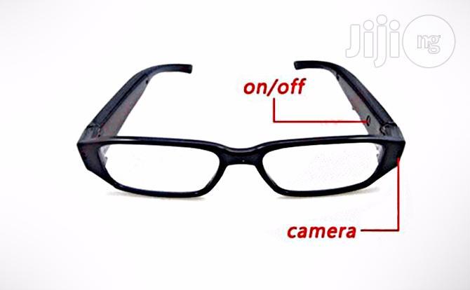 Spy Camera Sun-glass With Detachable Lens