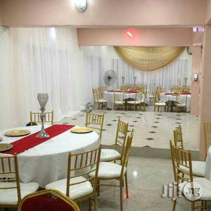 Best Chivari Chairs Hall Events   Party, Catering & Event Services for sale in Lagos State