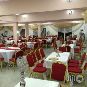 Original Banquets Chairs Hall Events   Furniture for sale in Lagos State, Ikeja
