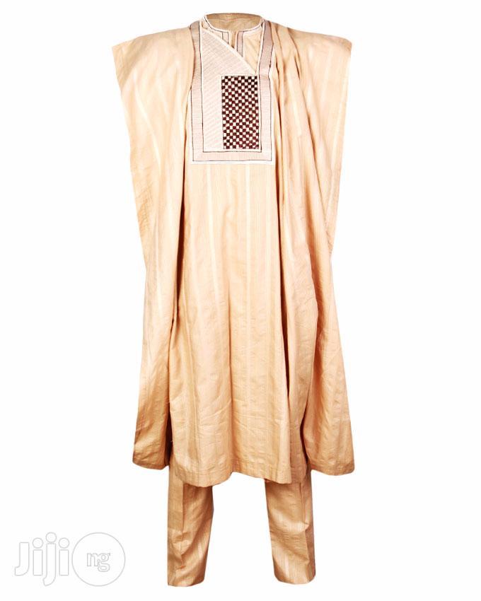 Agbada Native/Traditional Wear