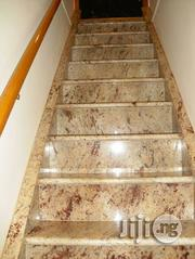 Professional Marble And Granite Staircase/Step Construction | Building & Trades Services for sale in Lagos State