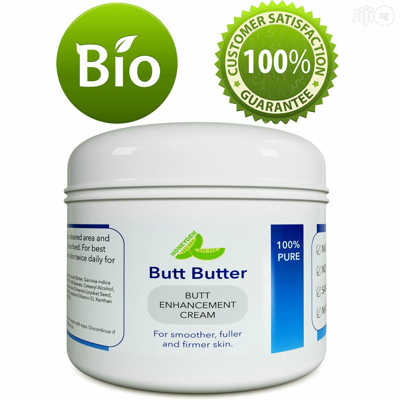 Butt Butter Natural Butt Enhancement Cream