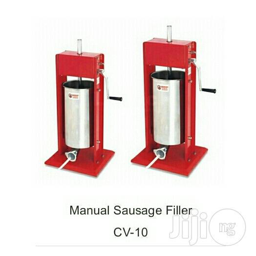Sausage Filter
