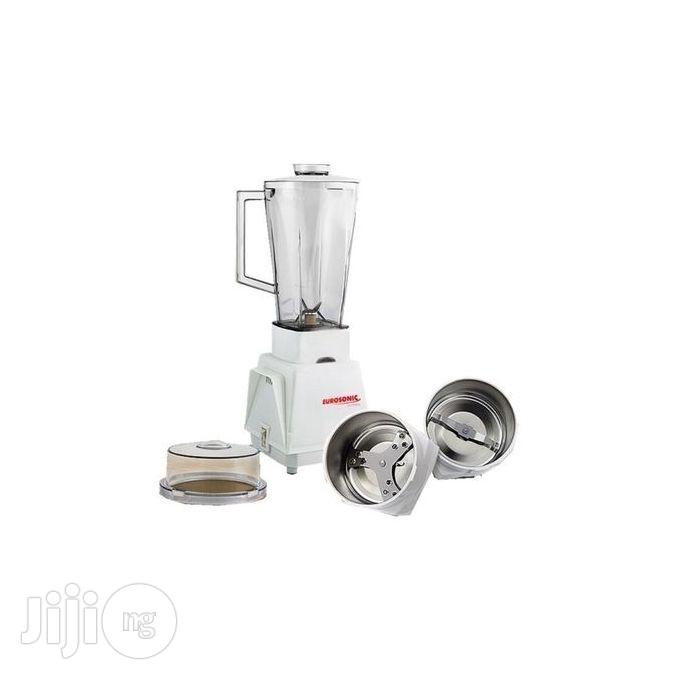 Univasal Blender And Grinder With Two Mills Attachment