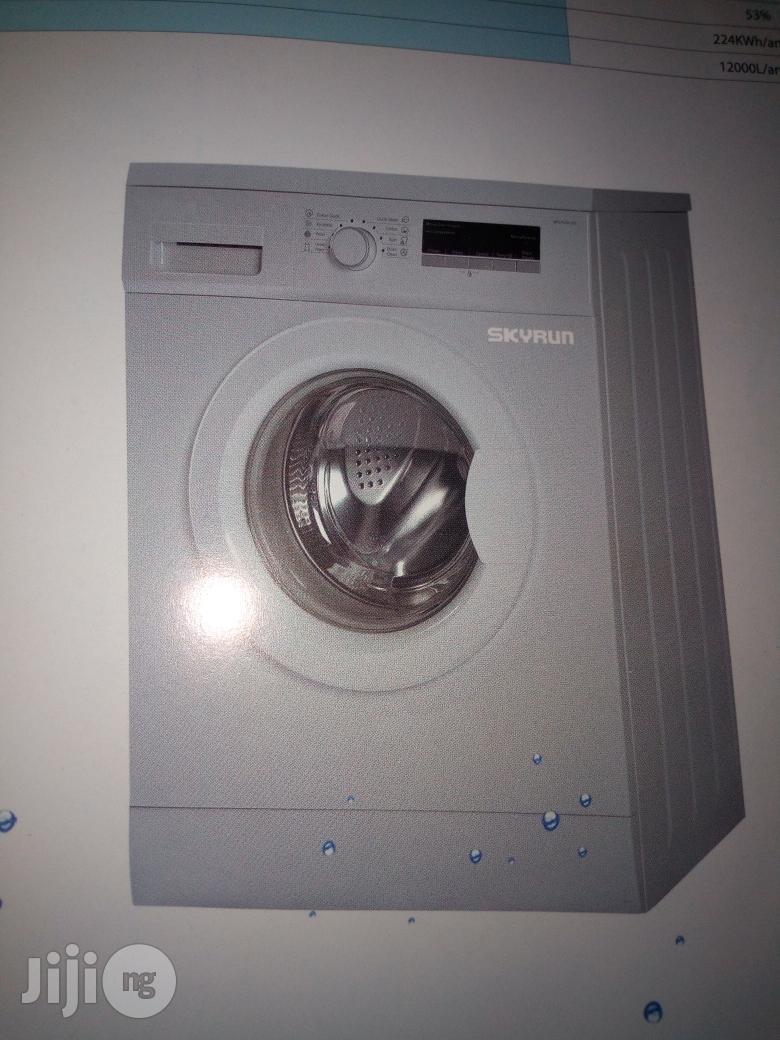 Skyrun 9kg Auto Washing Spinning Machine With 2yrs Wrnty.