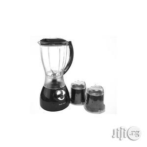 Master Chef Blender/Grinder -black | Kitchen Appliances for sale in Lagos State, Lagos Island (Eko)