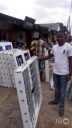 Casement Window With Inbuilt Protectors | Windows for sale in Rivers State, Port-Harcourt