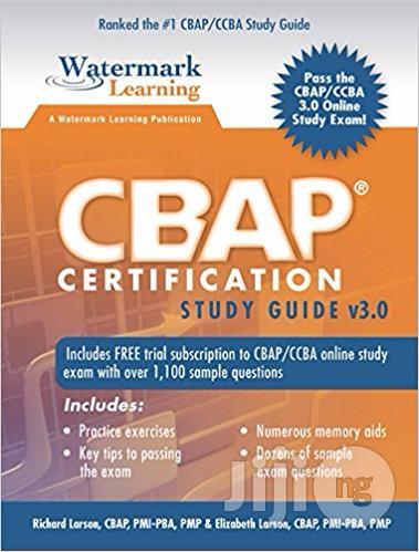 CBAP Certification Guide Study V3