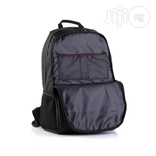 Lenovo 15.6 Inch Laptop Backpack BM400 - Black | Bags for sale in Ikeja, Lagos State, Nigeria