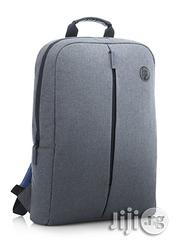 HP 15.6 Value Topload Laptop Backpack - Grey   Bags for sale in Lagos State, Ikeja