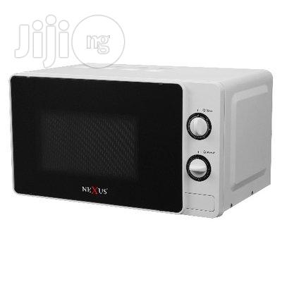 Nexus Microwave With Grill-20 Nx-804-white