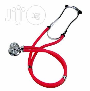 Rappaport Stethoscope - Red