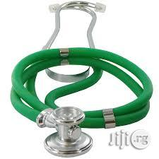 Archive: Rappaport Stethoscope - Green