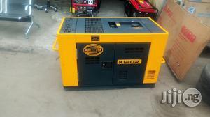 Kipor DIESEL Generator Set 10kva   Electrical Equipment for sale in Lagos State, Yaba