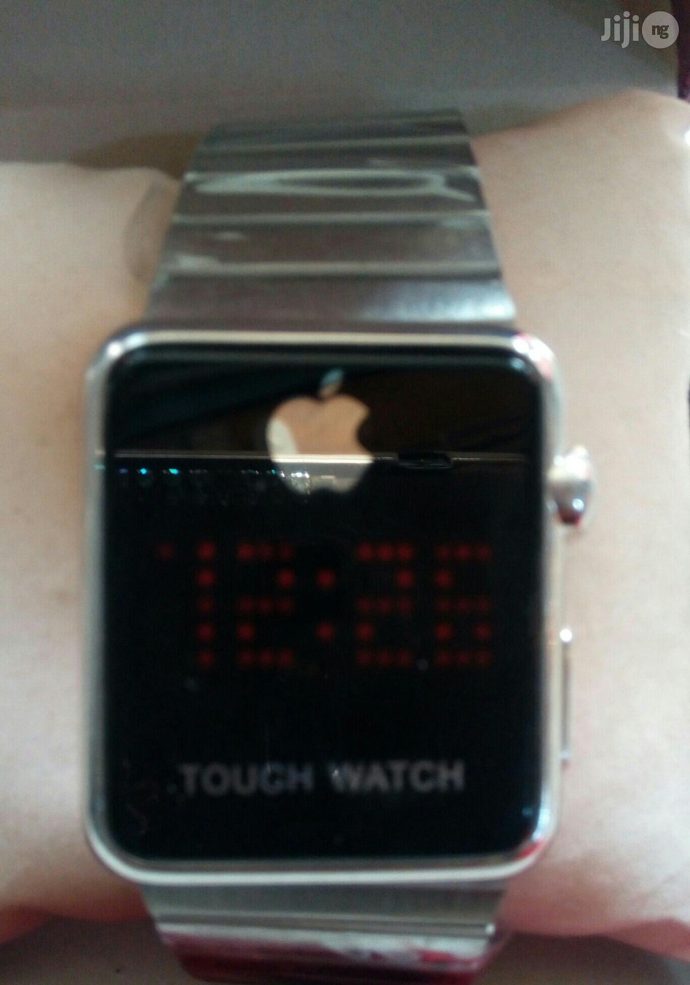 Archive: Apple Digital Wrist Watch (Promo Price)