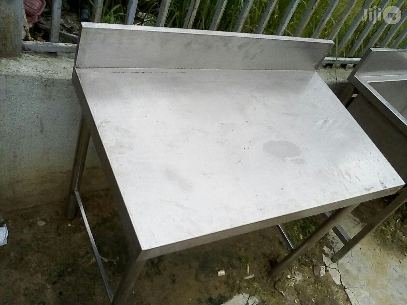 Work Table Used (3 Feet)