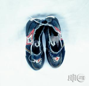 Jeans Shoe for Boys   Children's Shoes for sale in Lagos State, Lagos Island (Eko)