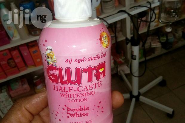 Glutha Half Caste Lotion