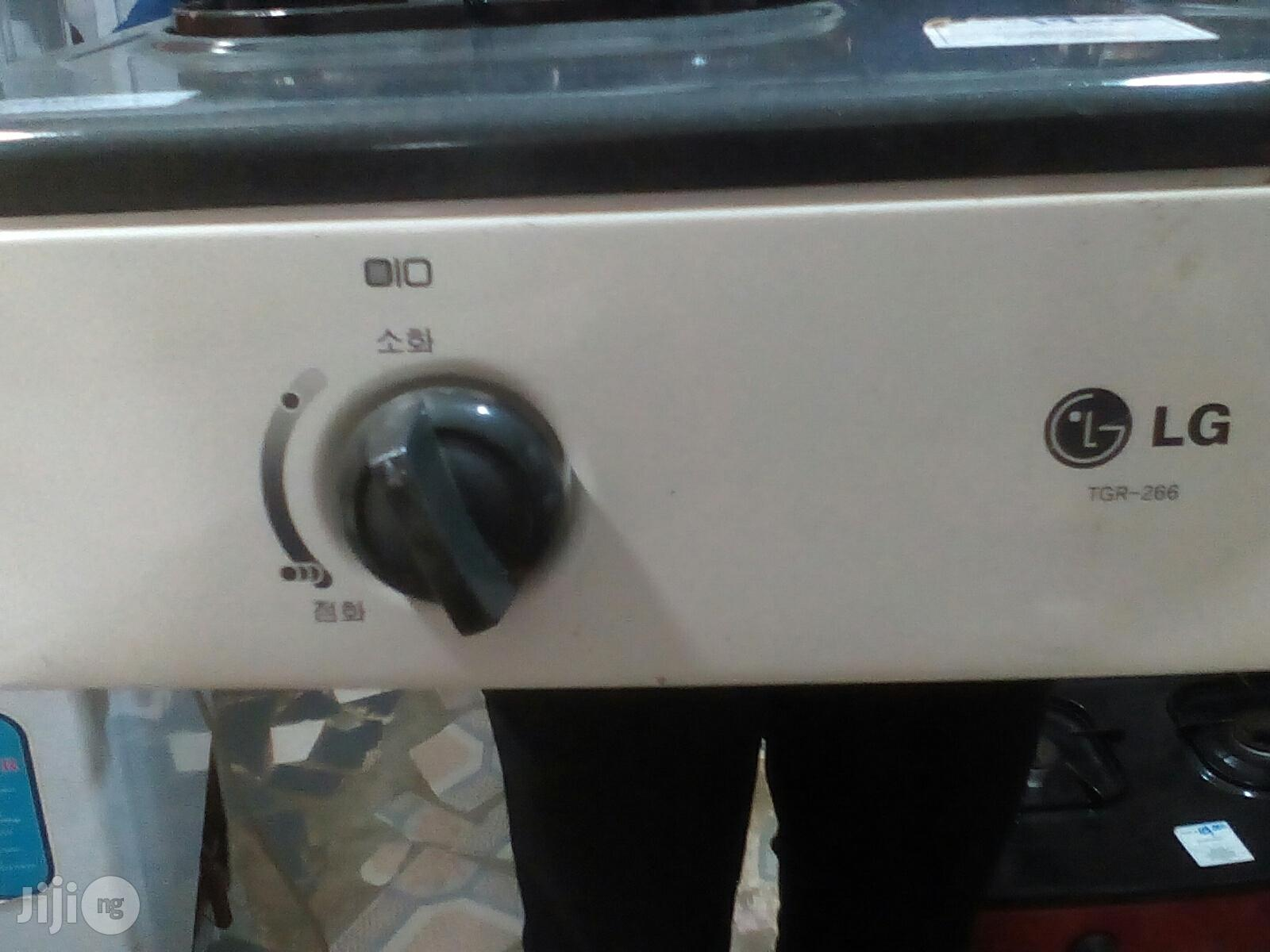 London Used Table Gas Cooker, 20 Times Stronger Than New One. | Kitchen Appliances for sale in Ikorodu, Lagos State, Nigeria