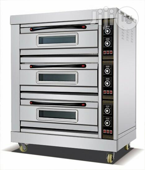 Archive: Bakery Commercial Deck Oven