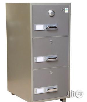 Gubabi Dsf680-3 Fireproof Filling Safes | Safetywear & Equipment for sale in Lagos State, Ikeja