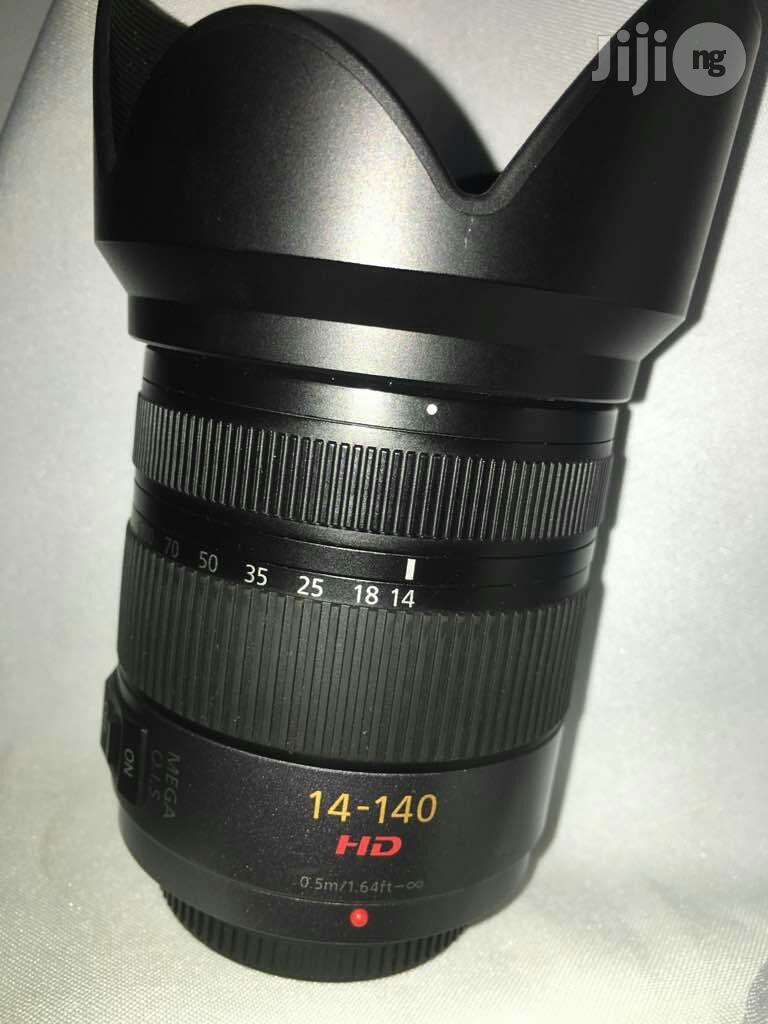 Archive: Panasonic LUMIX Zoom Lens 14-140mm