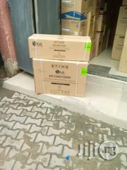 Brand New LG LVS Split Unit 1hp Air Conditioner | Home Appliances for sale in Lagos State, Ojo