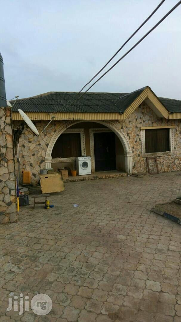 3 Bedroom Bungalow At Ogijo