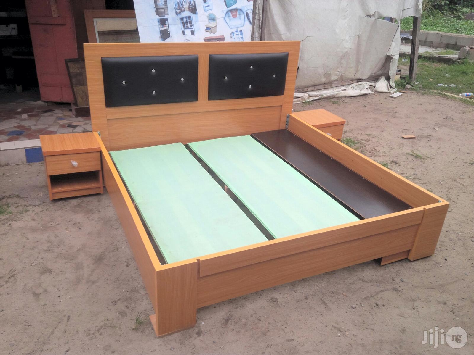 6 By 6 Bed Frame | Furniture for sale in Lekki, Lagos State, Nigeria