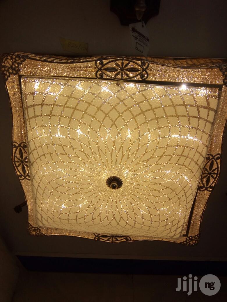 Italian Crystal Ceiling Fitting