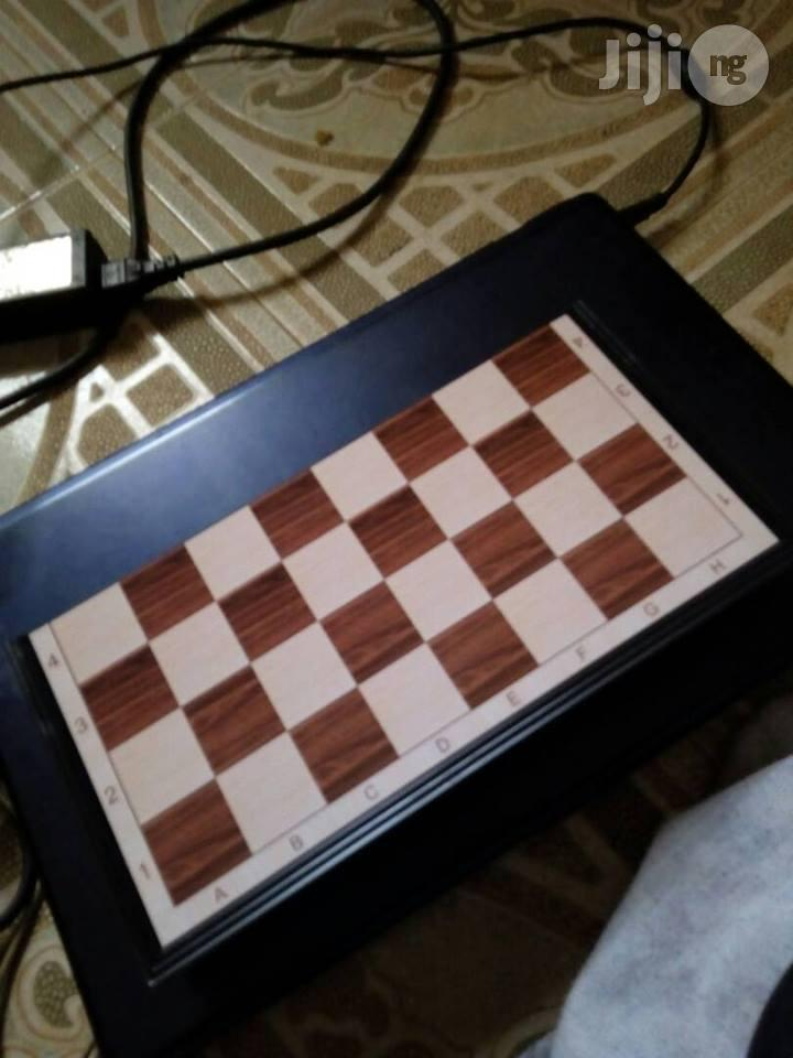 Chess Board [Magnetic, With Manual, Chesswich] | Books & Games for sale in Oshodi, Lagos State, Nigeria