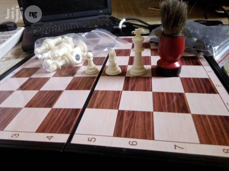 Chess Board [Magnetic, With Manual, Chesswich]