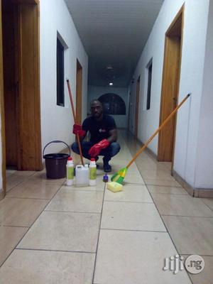 Cleaning/Fumigation And Tiles Polishing | Cleaning Services for sale in Lagos State, Yaba