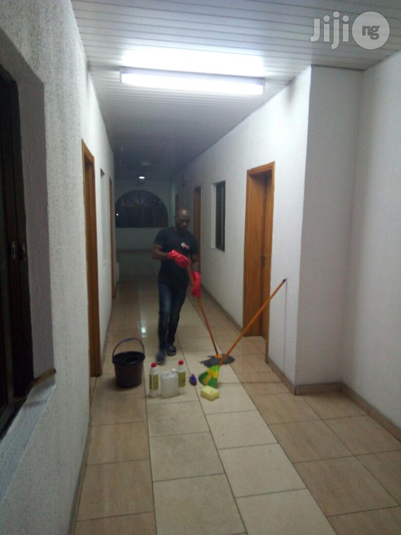 Archive: Cleaning/Fumigation And Tiles Polishing