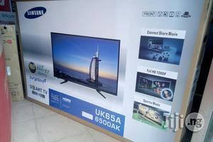 Samsung Smart TV 65 Inches With Full HDMI And 2 Yrs Warranty | TV & DVD Equipment for sale in Lagos State, Ojo