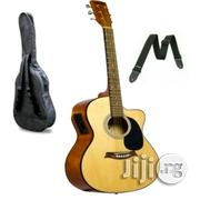 Electric Acoustic Box Guitar | Musical Instruments & Gear for sale in Lagos State, Lagos Island