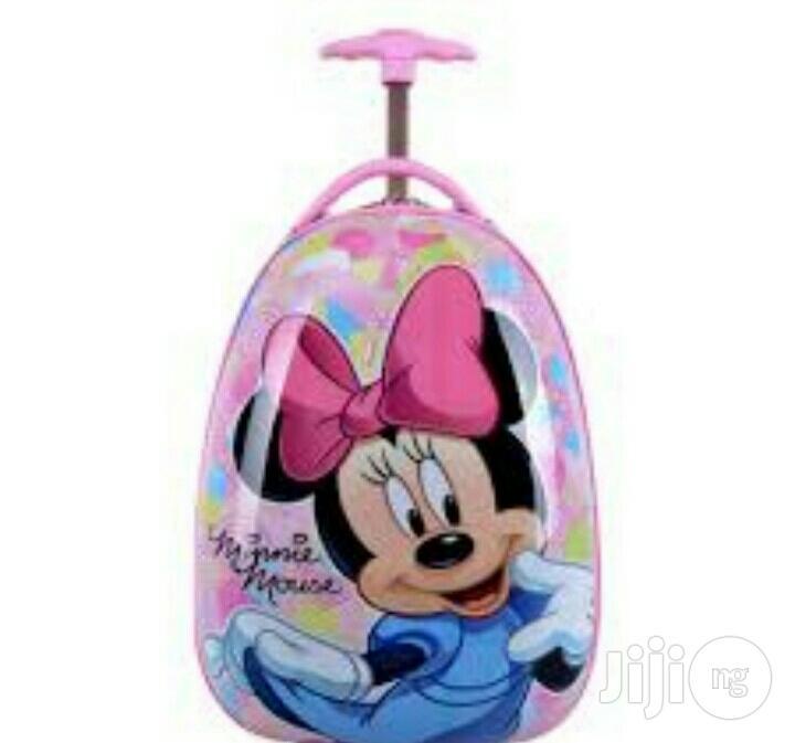 Minnie Mouse Trolley School Bag