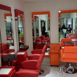 Mirrors/Chairs | Salon Equipment for sale in Lagos State, Lagos Island (Eko)