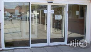 Unique Automatic Entrance Sliding Door | Doors for sale in Delta State, Aniocha South