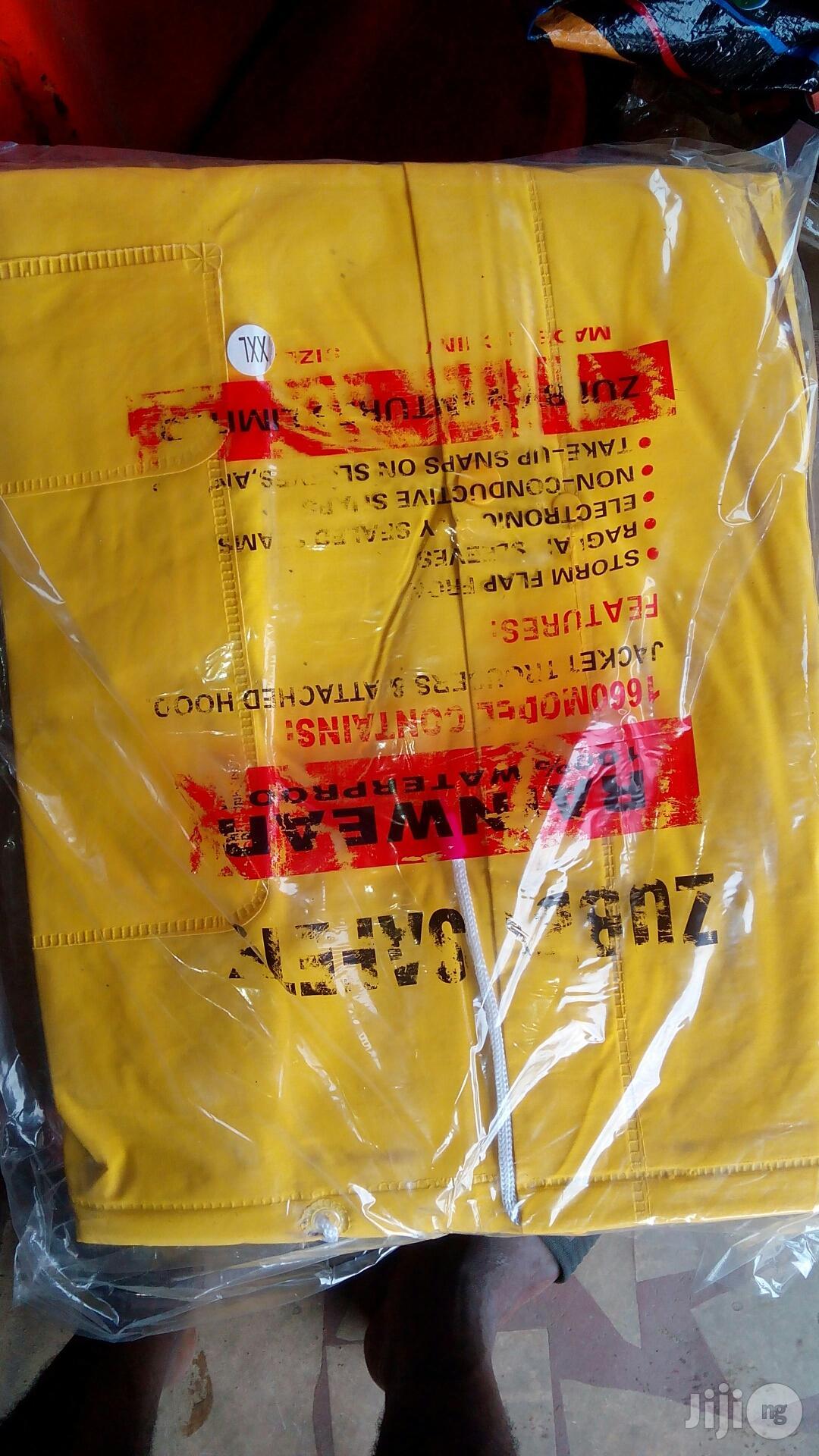 Archive: Rain Coat/Jacket