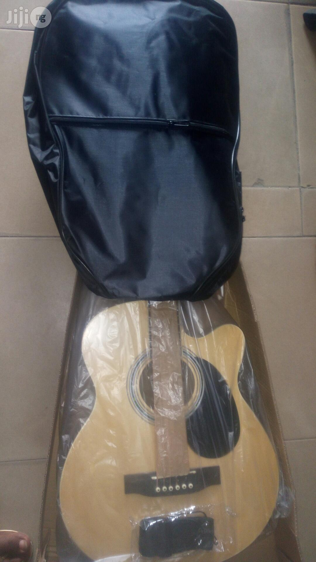 Acoustic Guitar | Musical Instruments & Gear for sale in Port-Harcourt, Rivers State, Nigeria
