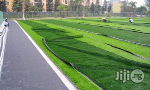 New & Standard Artificial Green Grass Carpet Turf For Sale.   Garden for sale in Lagos State, Ikeja