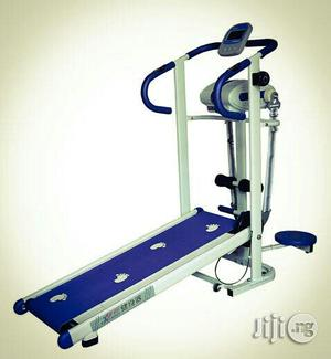Manual Treadmill With Massager | Massagers for sale in Lagos State, Surulere