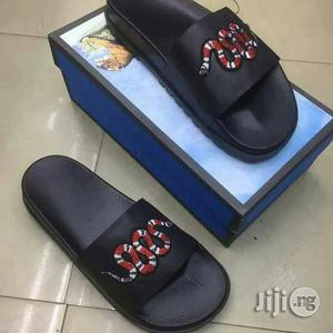 Men Quality GUCCI Palm Slippers | Shoes for sale in Lagos State, Surulere