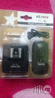 Viltrox FC-16 Off Camera Flash Controller And Trigger | Accessories & Supplies for Electronics for sale in Lagos State, Ikeja