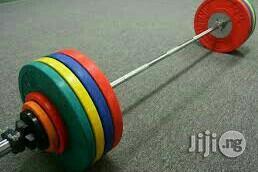 Olympic Barbell 150kg | Sports Equipment for sale in Abuja (FCT) State, Utako