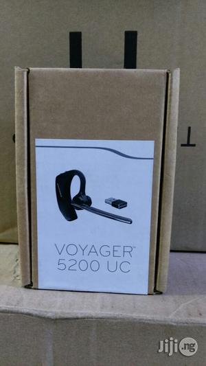 Plantronics Voyager 5200 Uc. | Accessories for Mobile Phones & Tablets for sale in Lagos State, Ikeja