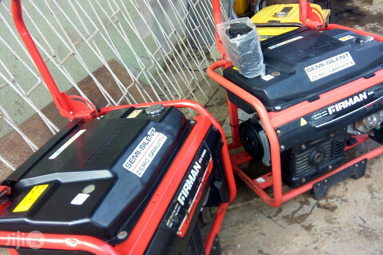Used Clean 8900ES Ecoline Firman Generator   Electrical Equipment for sale in Ado-Odo/Ota, Ogun State, Nigeria